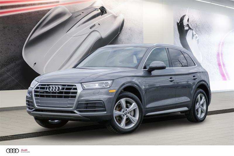 Audi Q5 2018 Progressiv - 2.0 TFSI - Quattr