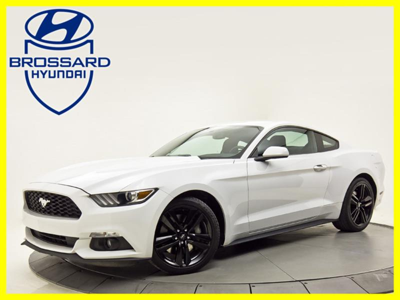 Ford Mustang 2016 2DR  ECOBOOST MAGS CAMERA GROU