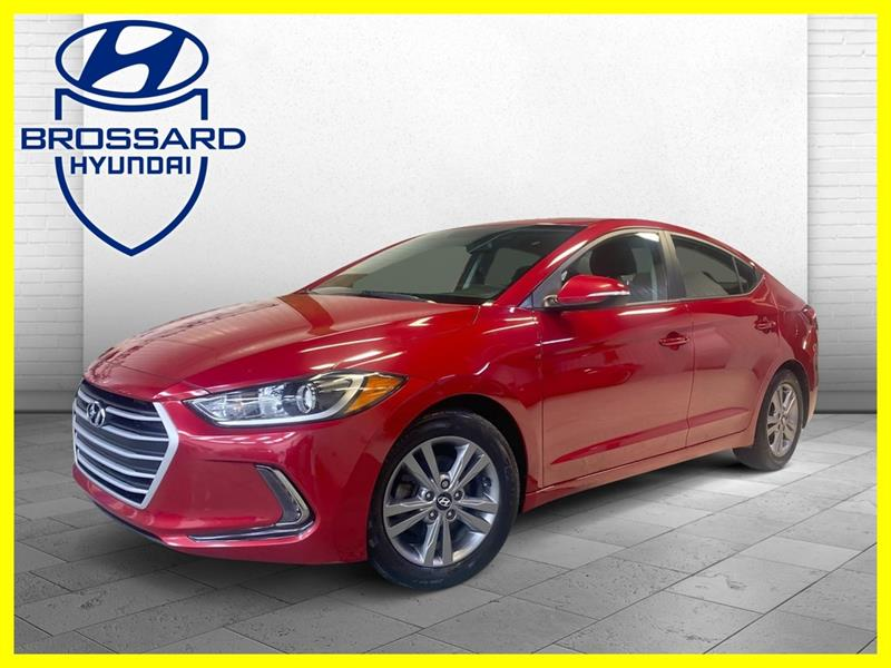 2018 Hyundai Elantra APPLE CARPALY/ANDROID  SIEGES