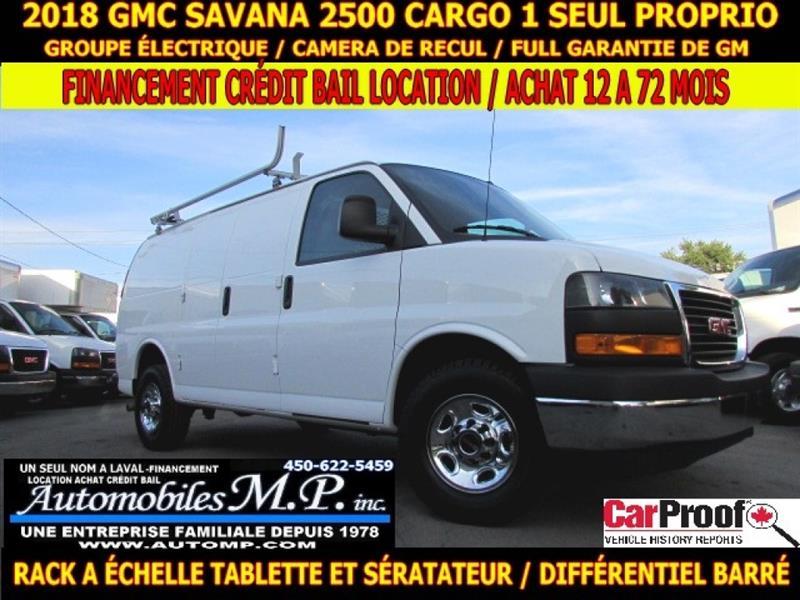 GMC Savana 18
