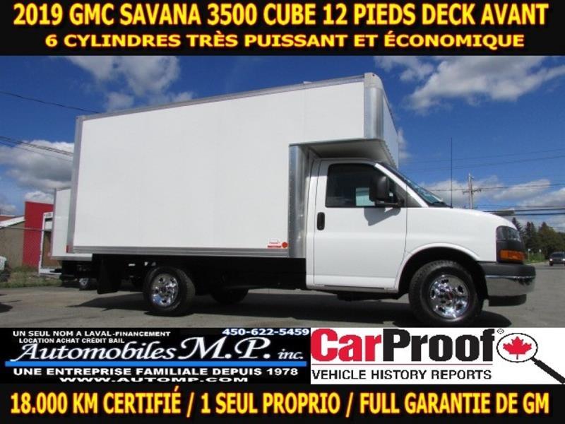 GMC Savana 28