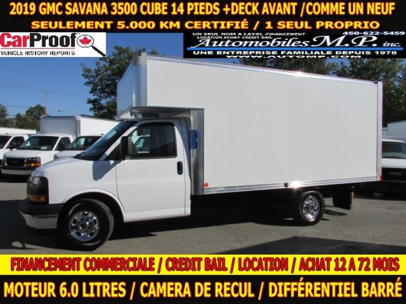 GMC Savana 17