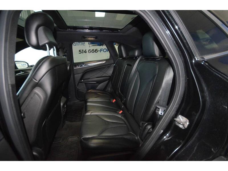 Lincoln MKC 10