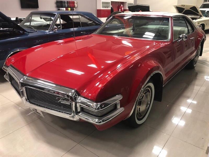 Oldsmobile Toronado - 1968
