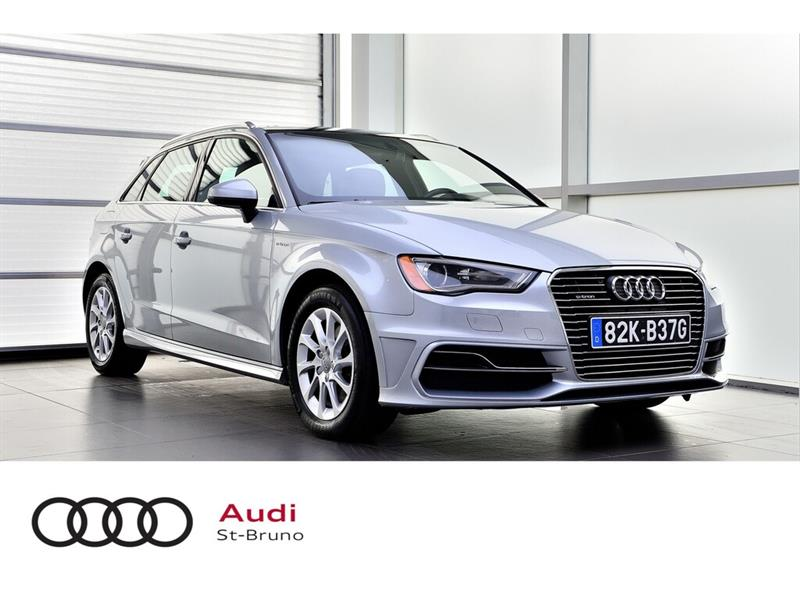2016 Audi e-tron