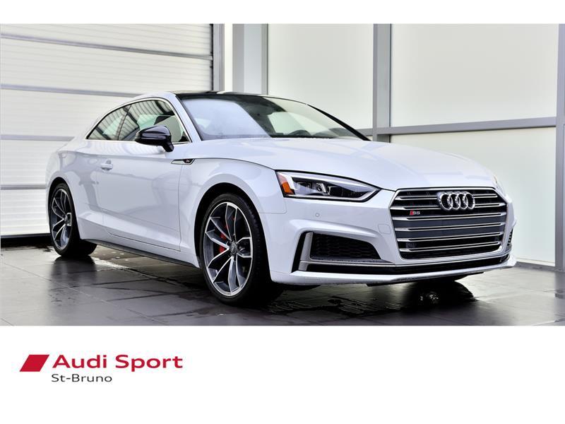 Audi S5 PROGRESSIV + CARBONE + PRIX FO 2019