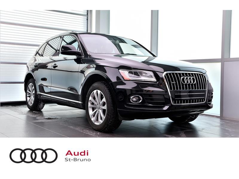 Audi Q5 PROGRESSIV + 0.9% + TOIT PANO 2017