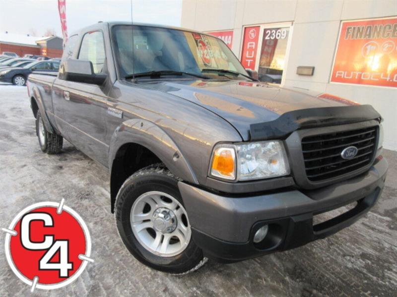 2008 Ford Ranger 2WD Extended Cab