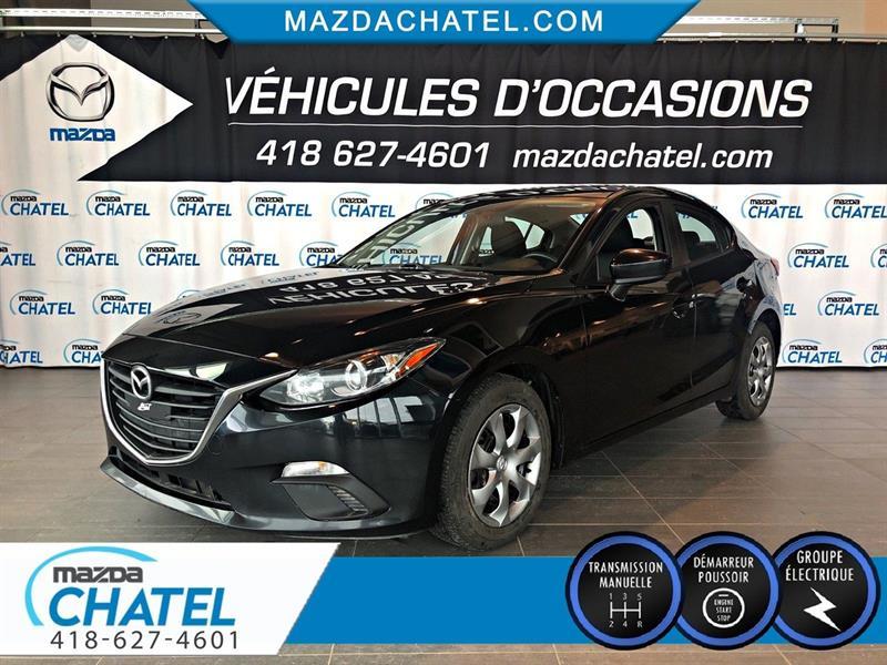 2016 Mazda 3