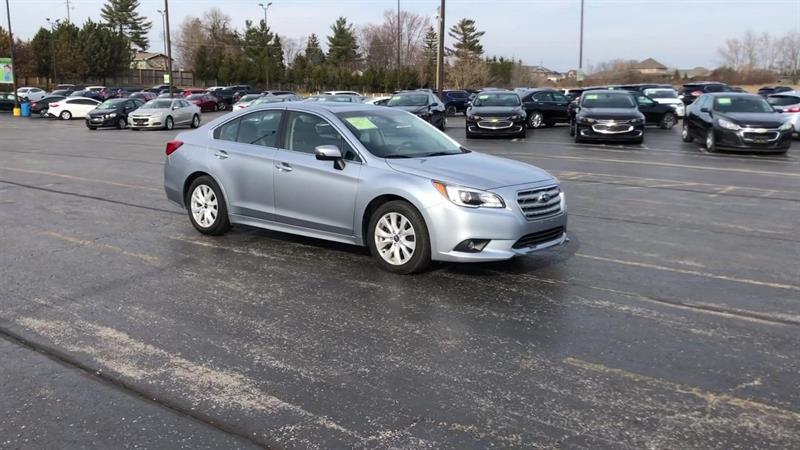 Subaru Legacy 2