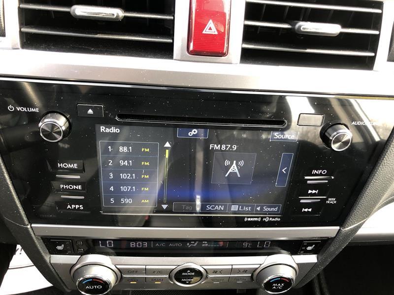 Subaru Legacy 20