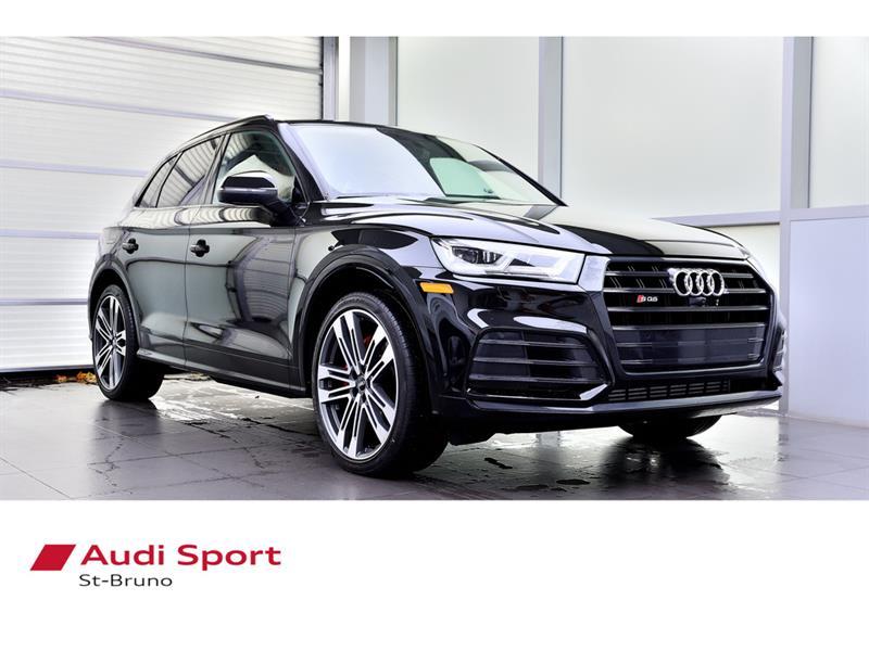 Audi SQ5 TECHNIK + AIR SUSPENSION + BLA 2019