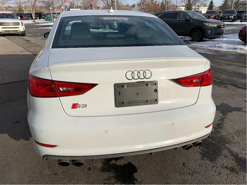 Audi S3 Sedan 4
