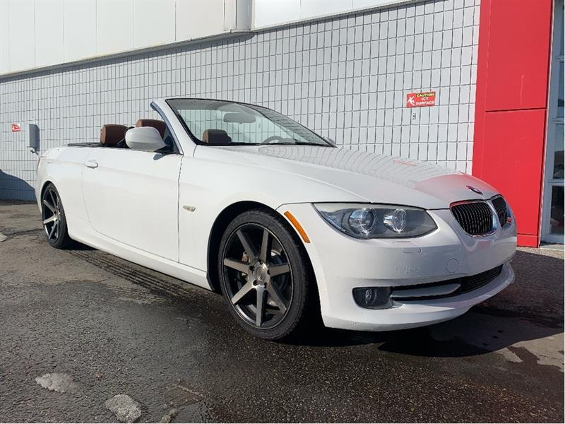 2011 BMW 3 Series Cabriolet