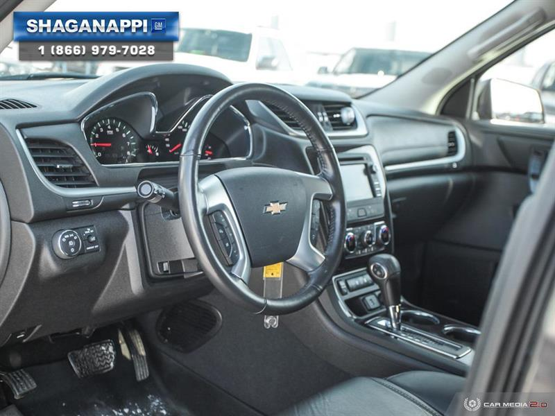 Chevrolet Traverse 13