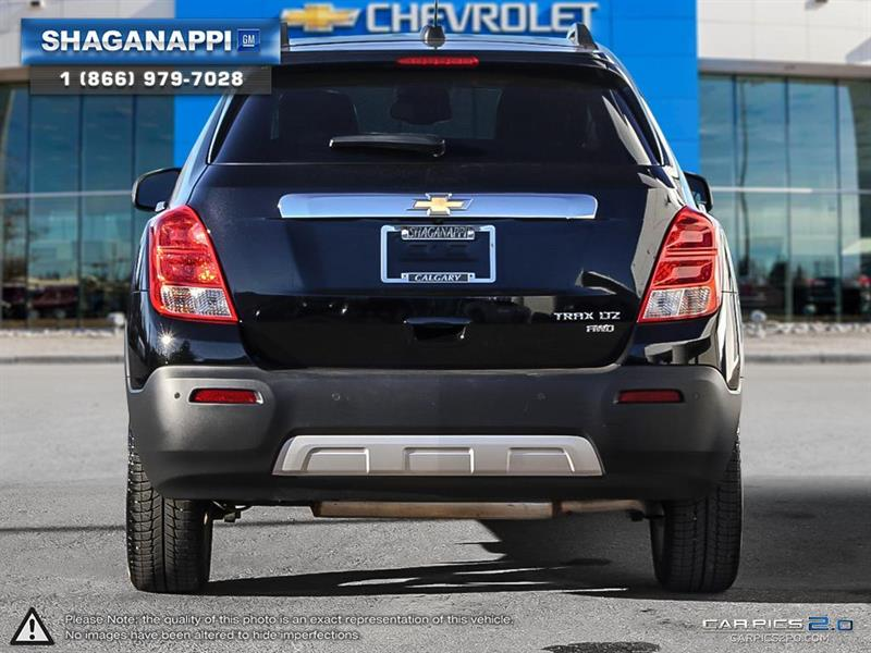 Chevrolet Trax 5