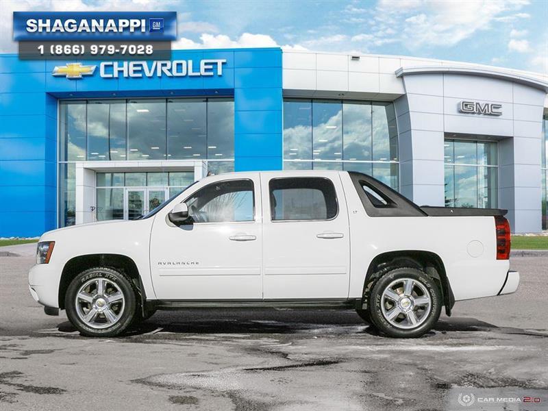 Chevrolet Avalanche 4