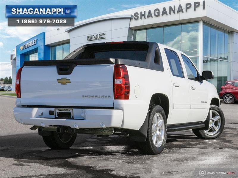 Chevrolet Avalanche 5