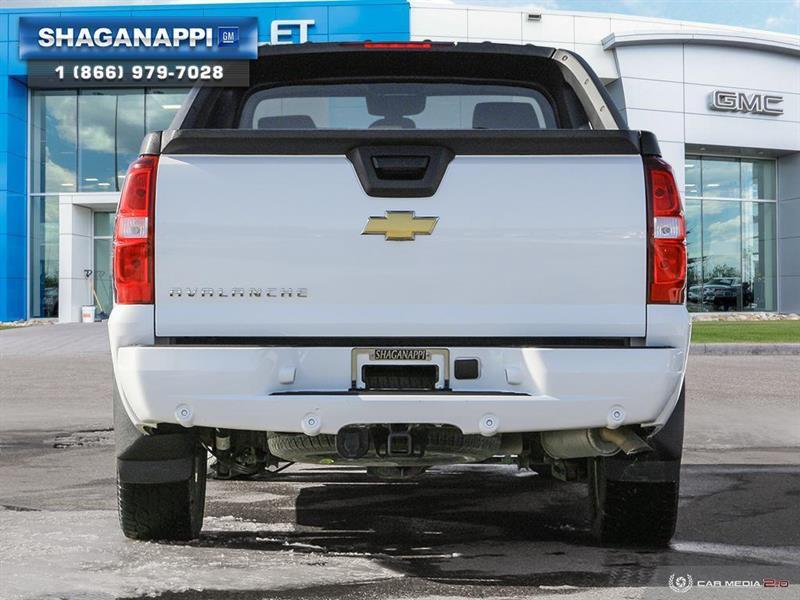 Chevrolet Avalanche 6