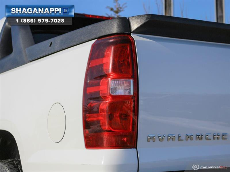 Chevrolet Avalanche 12