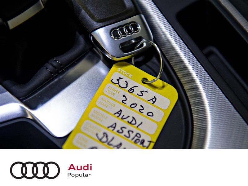Audi A5 Progressiv 2.0 TFSI quattro 2020