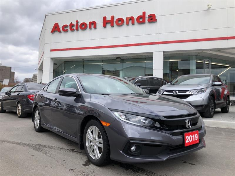 Honda Civic Sedan 9