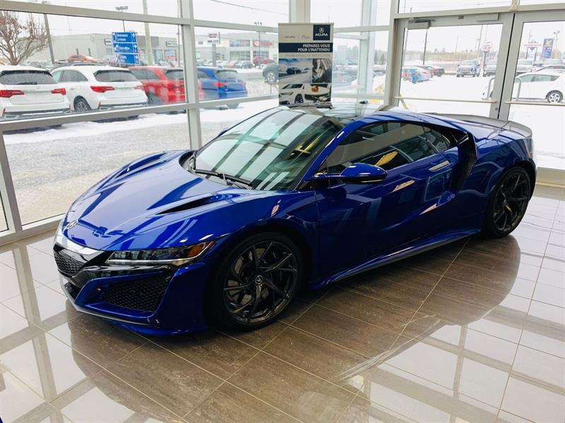 2018 Acura NSX-T