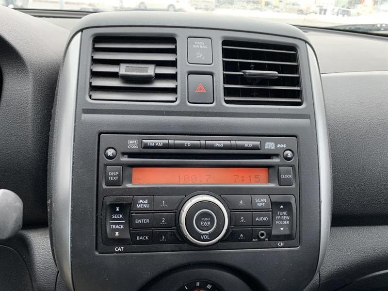 Nissan Versa 14
