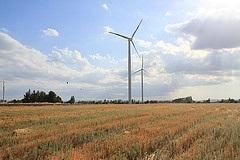 33 MW Cuel Wind Farm, Chile