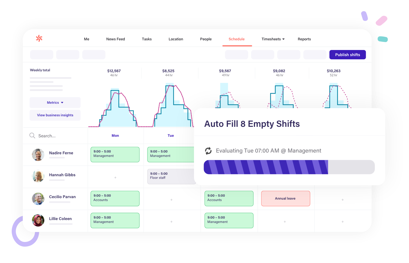 automated scheduling software
