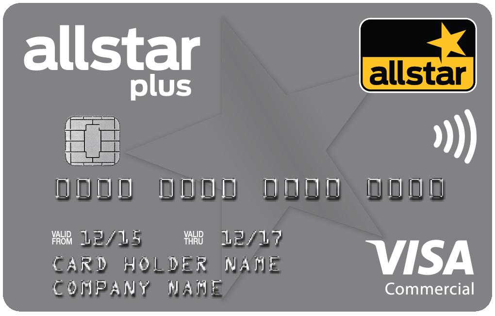 Allstar Plus VISA Card