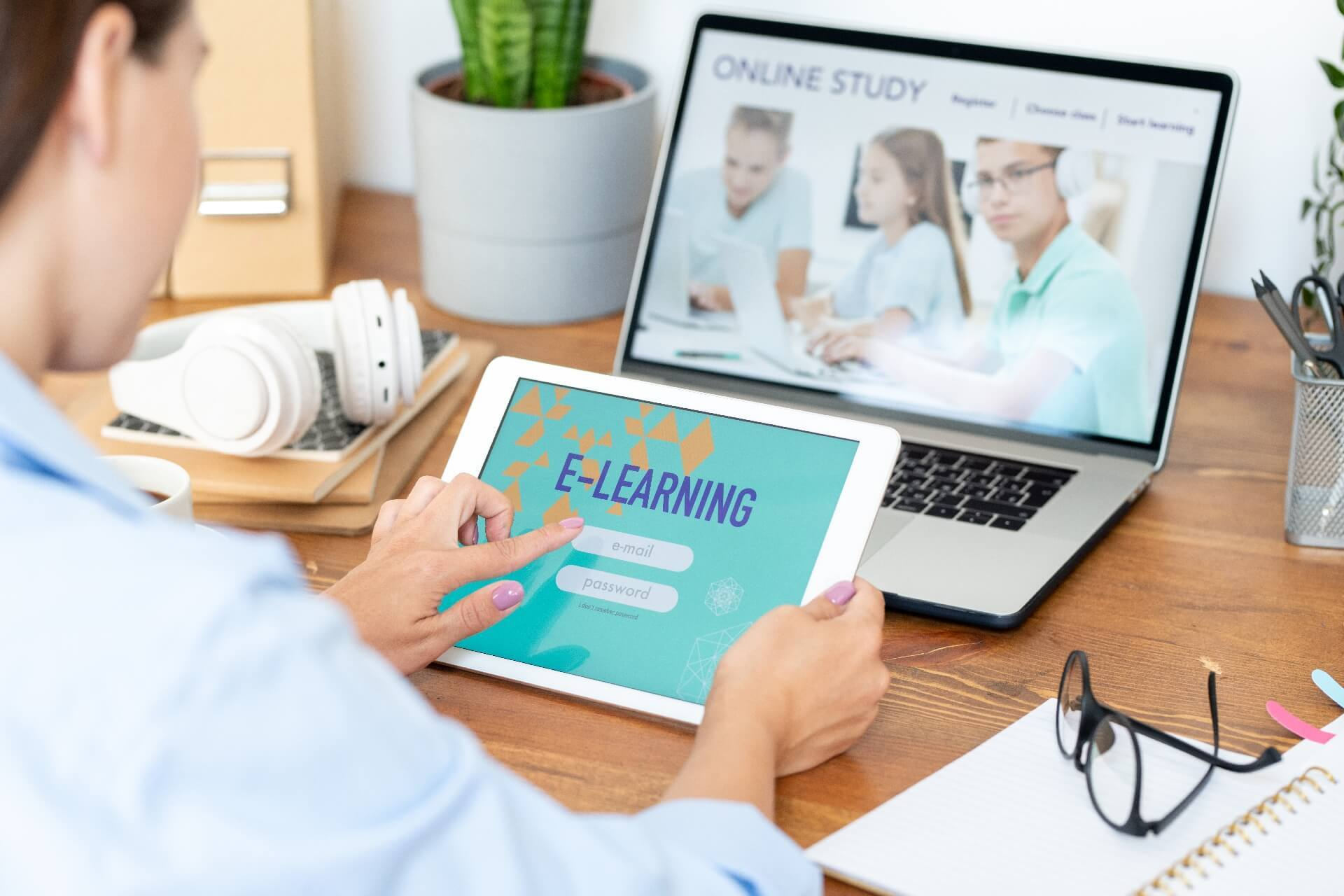 Glossary of eLearning Terms