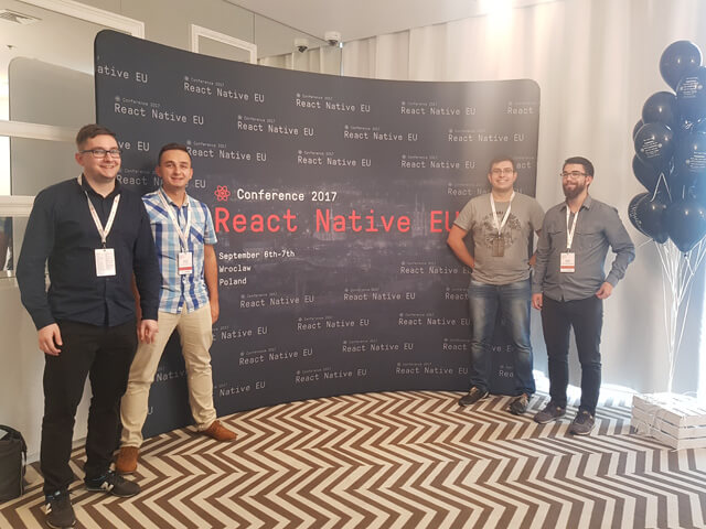 Summary Of React Native Eu Workshops And Conference