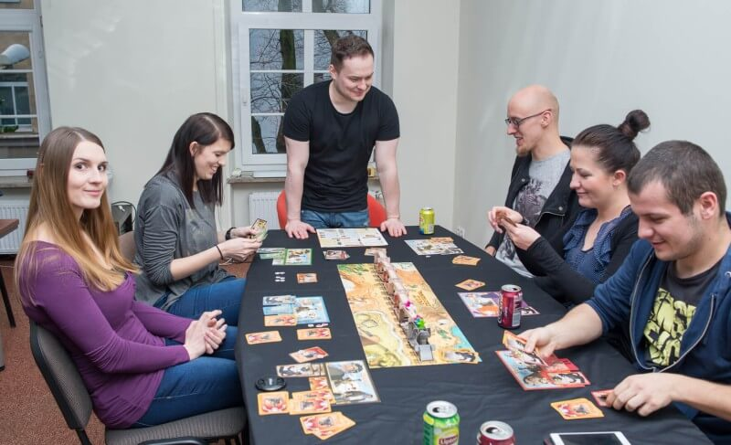 Day With Board Games 4th Edition