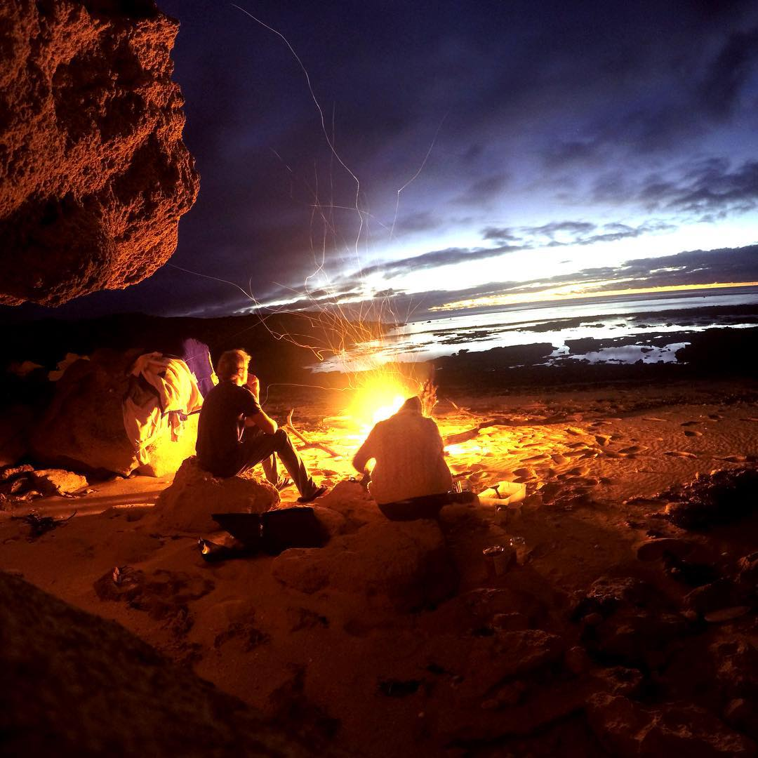 GoPro Featured Photographer-  @brinkleydavies  About the Shot: In South #Australia, it is easy to escape civilization and enjoy what nature has to offer. We spent a lot of time adventuring, we don't own a television, and we usually are surfed out and...