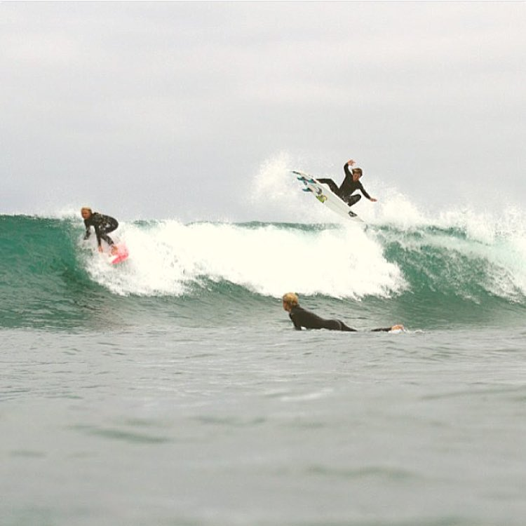 San Clemente's @davideconomos re-routing through Lowers traffic.