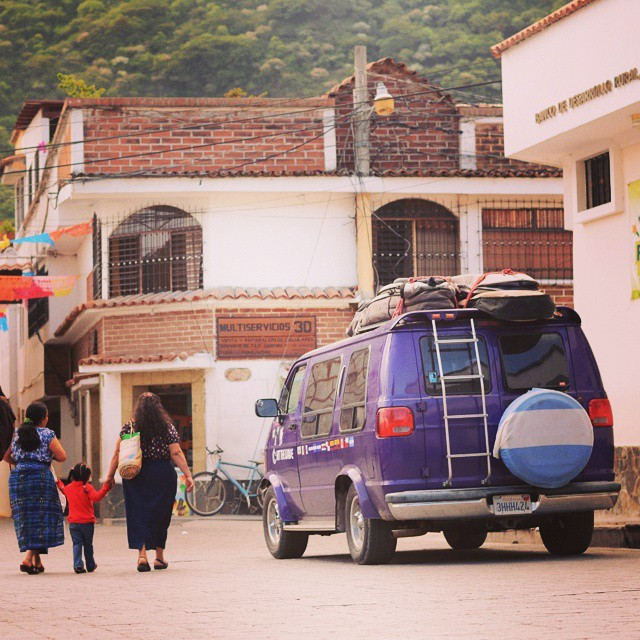 #CruzandoFronteras #AdiosMexico #HitTheWave #SeekTheExperience