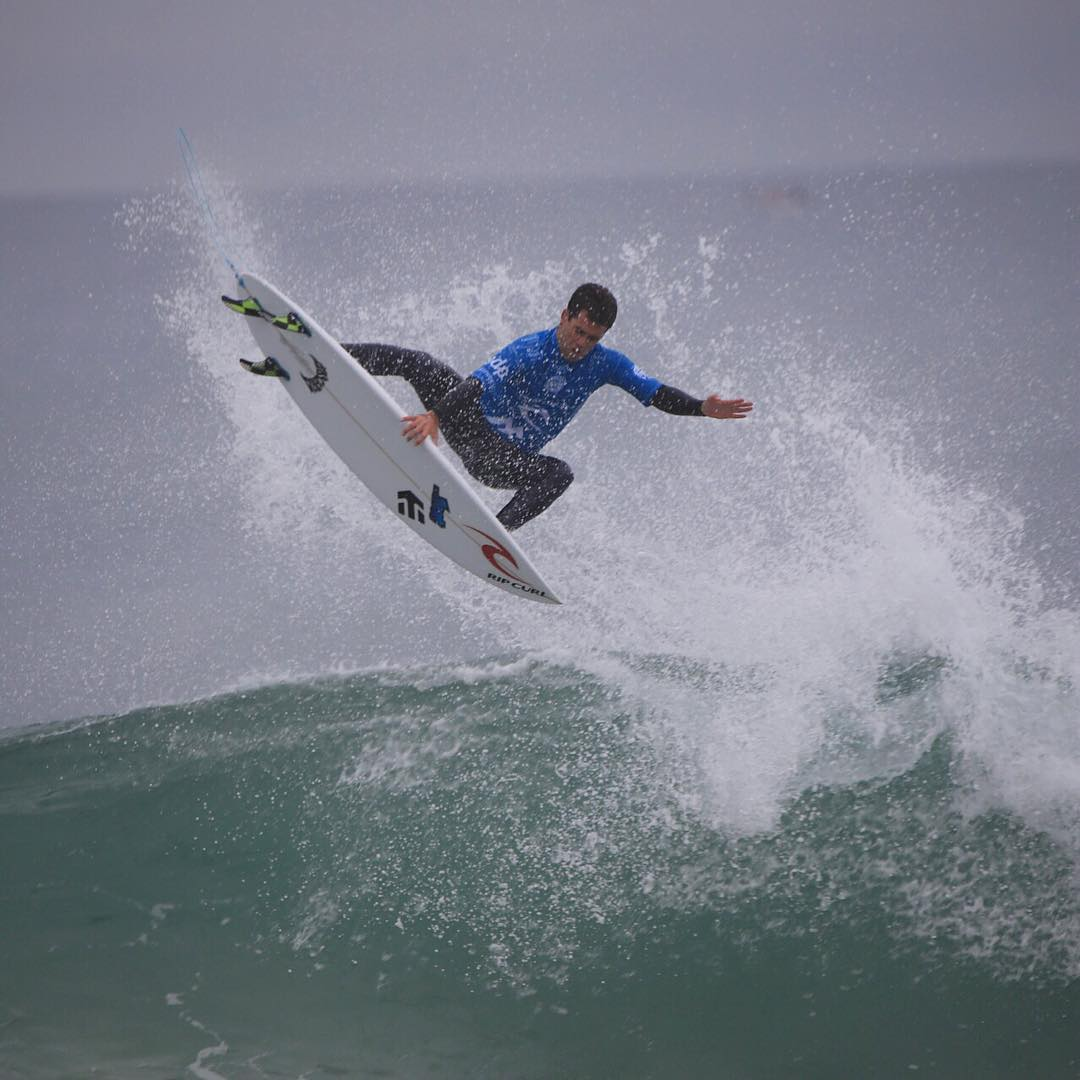 Mason Ho boosting his way into round 3.