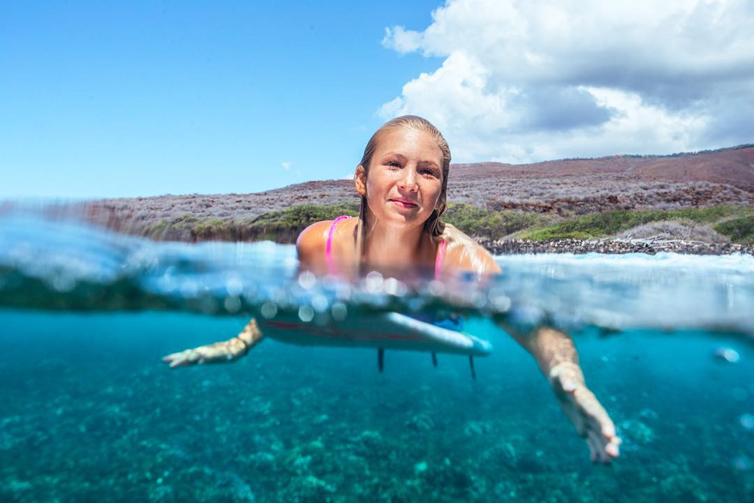 Best of luck to Sunski Explorer @savannastone_surf at the North Shore Menehune Contest!