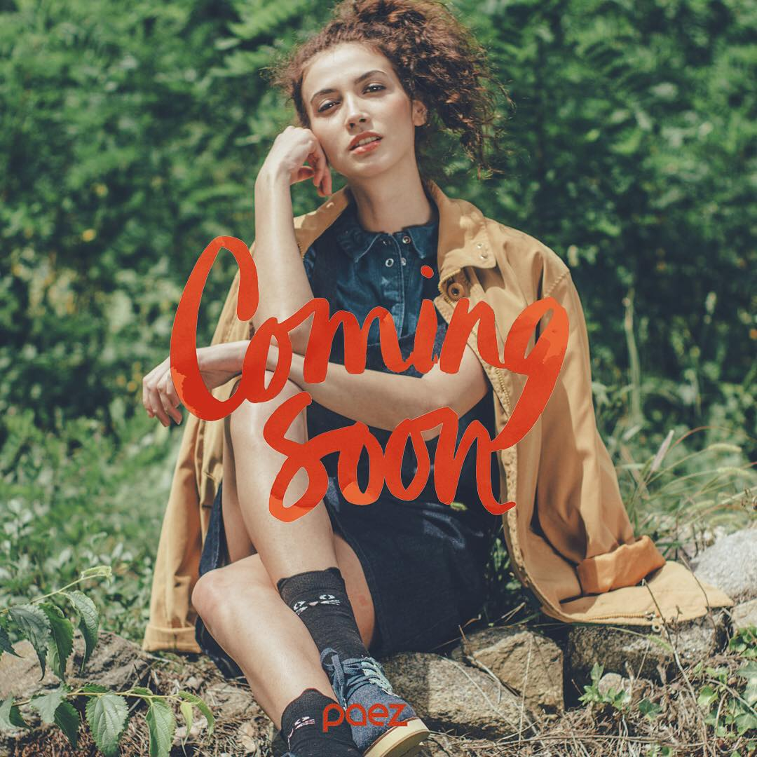 New colors, new textures, new stuff coming soon! #FunkTheCold ❄️ #Paez #Winter #ComingSoon  #Countdown  paez.com / paez.com.ar