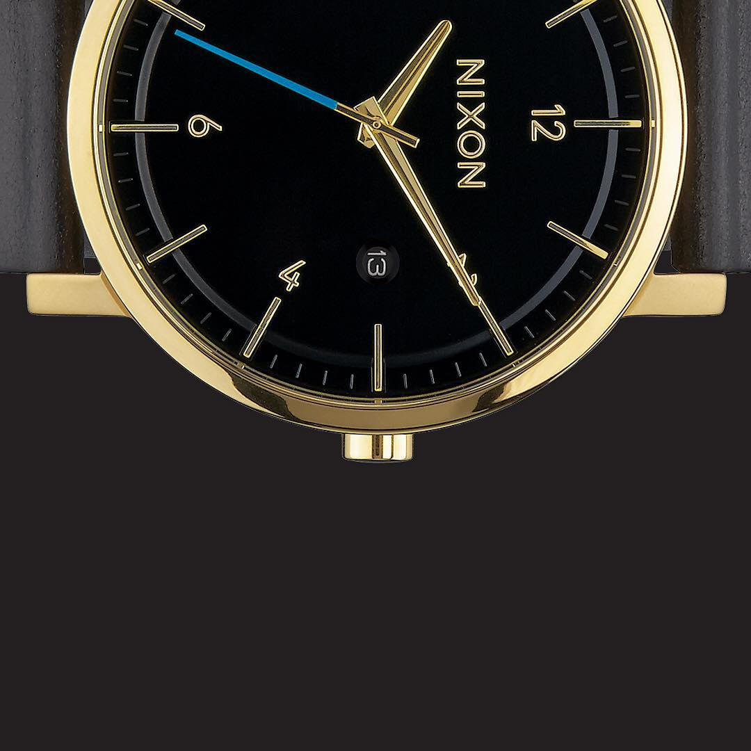 Clean and considered, the #Rollo puts a #Nixon twist on the simplicity on #danishdesign. Welcome the new. #NixonNow