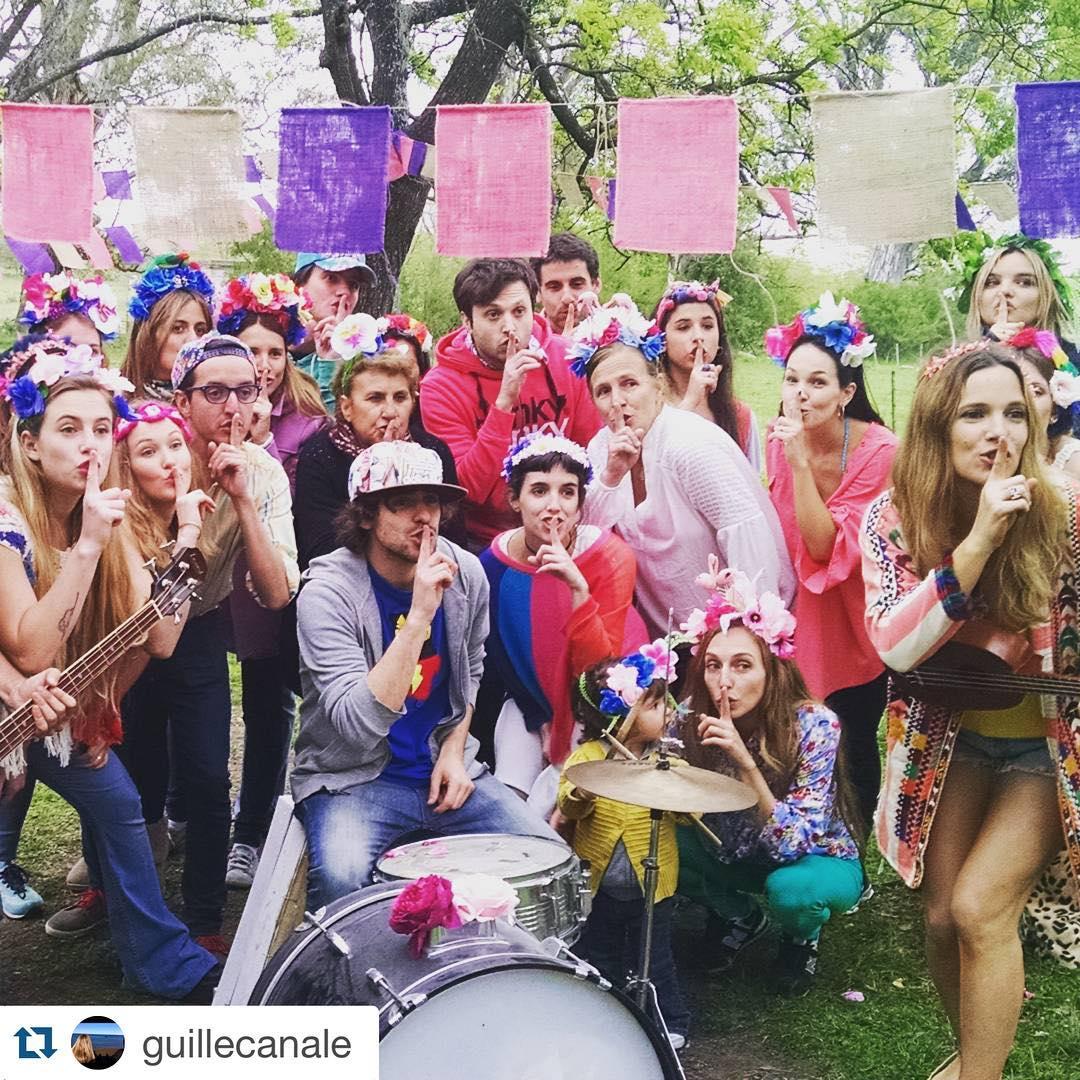 #Repost @guillecanale with @repostapp. ・・・ Shhh... #VideoElSilencio de la genia amigasa @solmihanovich