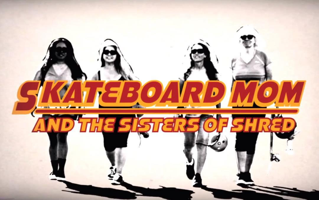 They are rad, they skate and they started after 50. Go to longboardgirlscrew.com and meet the amazing Skateboard Moms!  #longboardgirlscrew #womensupportingwomen #skatemom #skateboardingmom #inspiration #lifeat50