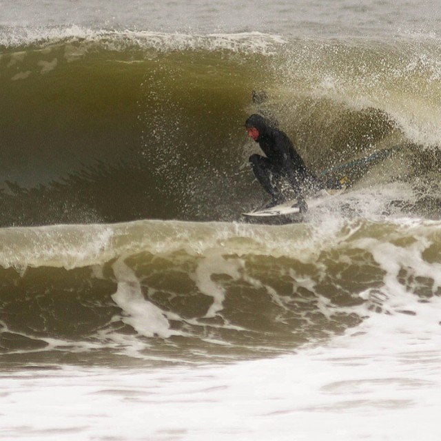 Some more cold shots from the Garden State by @connorhalpinphoto on our fb page, enjoy! #coldasf #coldwatersurf #newjersey #nj #gardenstate