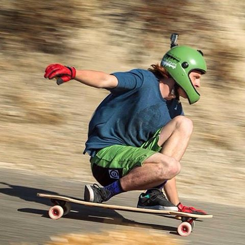 Reppin' shorts from his new sponsor, @pushculture, riding a custom board shape from @omenlongboards, surfing it on @paristruckco #Savants and rallying hard on #divinewheelco #crucibles, Morgan Owens (@_morganowens_ncmb) has been killing it and we are...
