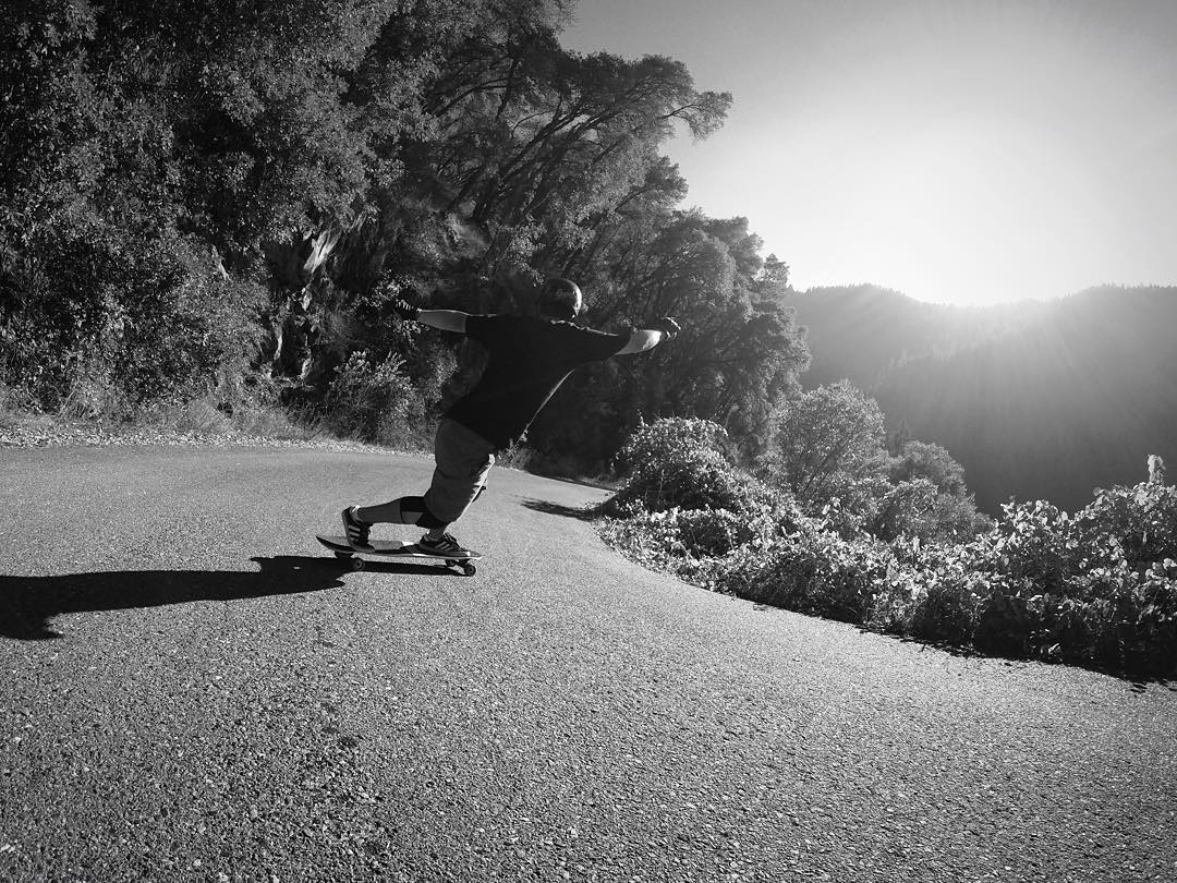 @ferbailleres moving to the bright side on his #rayneotherside somewhere in beautiful NorCal