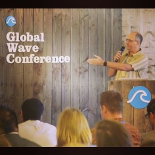 Catch a Surf & Science session with co-founder Kevin Whilden, by catching the video of his talk at the recent #globalwaveconference , thanks to our conference hosts @surfersagainstsewage , who just put ALL the conference talks up on their @vimeo page
