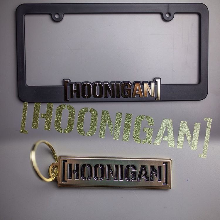 #GOLDSTICKERTIME: Have you cashed in on the chance to get your hands on up to three FREE gold items yet? Better act fast cause through midnight (PST) on Tuesday all orders on #hooniganDOTcom will receive the glitter gold sticker, 50 bucks and up lands...