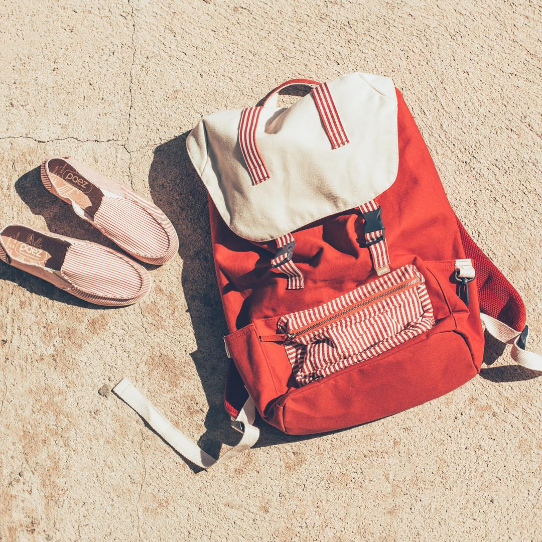 Pack your Backpack and get ready. We must take adventures in order to know where we truly belong.