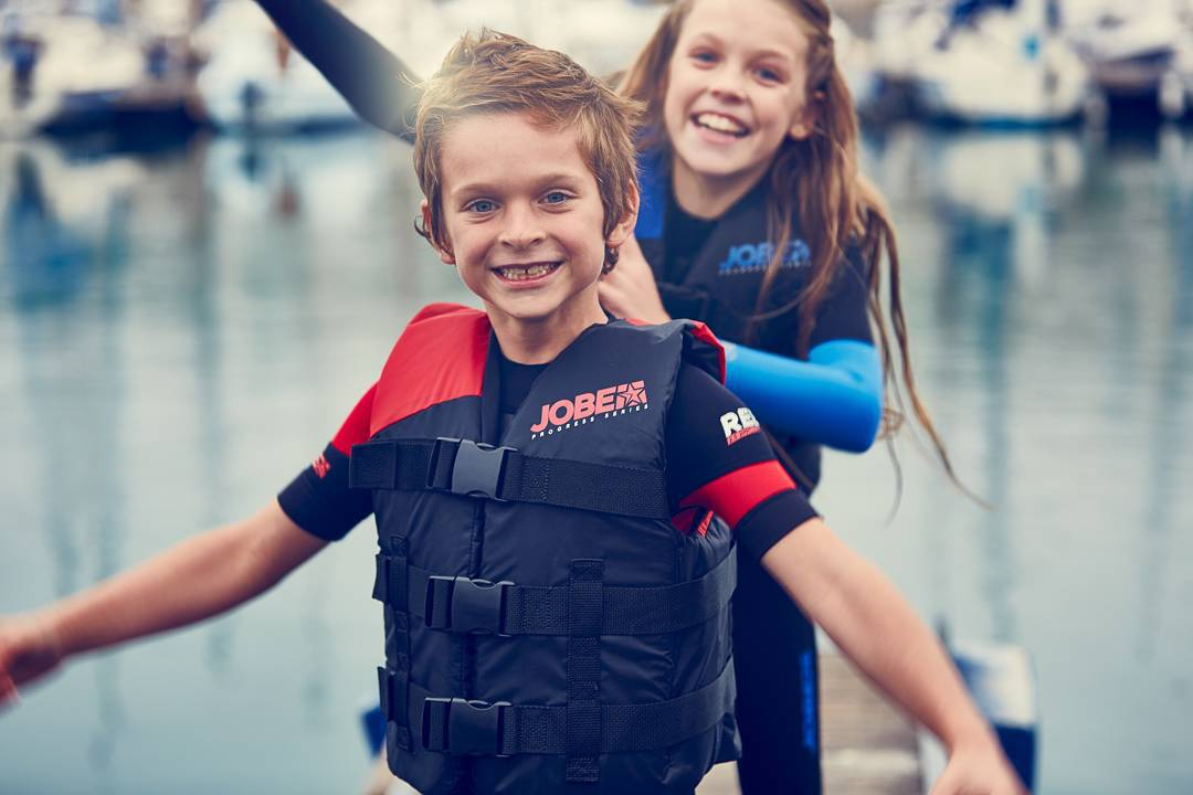 It's always good to be out on the water but it's even better to do this with your family! Make sure to let your family tag along when you go out on the water!